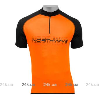 Веломайка Northwave ROCKER SS (89121030) orange-black